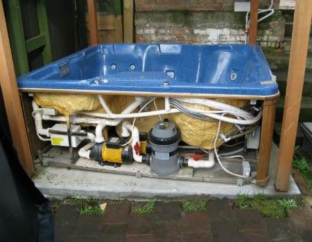 Spa Pool Repairs