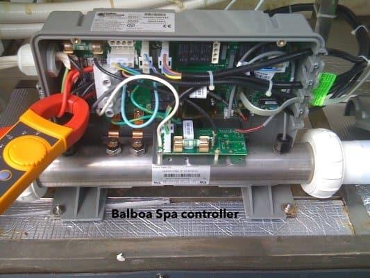 Balboa Spa controller