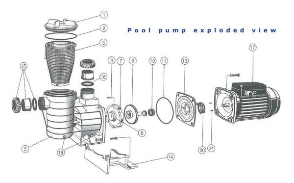 Pump Repairs Pool Spa