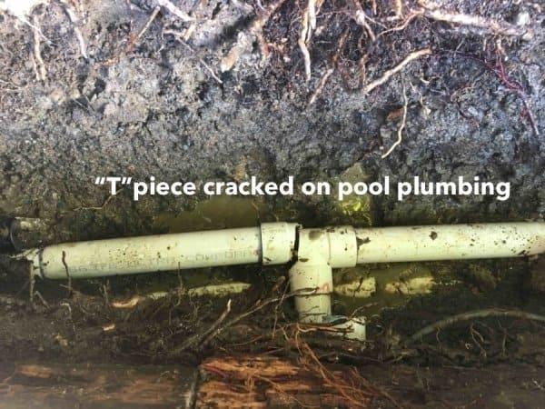 leak located