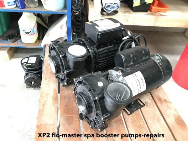 XP2 | LX Pump comparisons