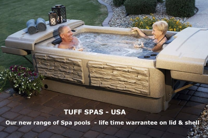 Spa pools - Tuff Spas