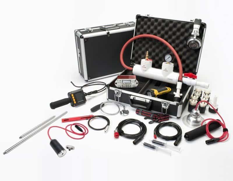 Leaktronics leak detection equipment