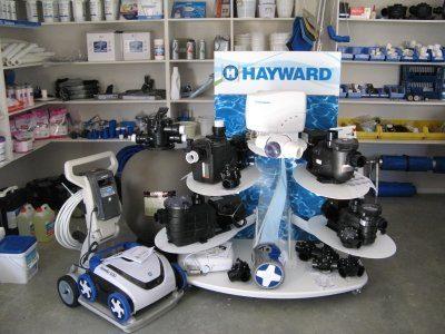 New Pool equipment