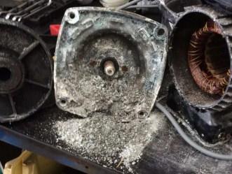 Pool Pump mechanical seal failure