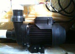 Magnum Spa booster pump