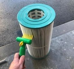 Filter Cartridge Cleaner