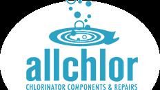 Allchlor logo Salt Chlorinator spares & repairs